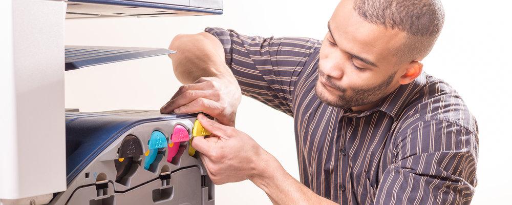 Laser Printers Dover DE